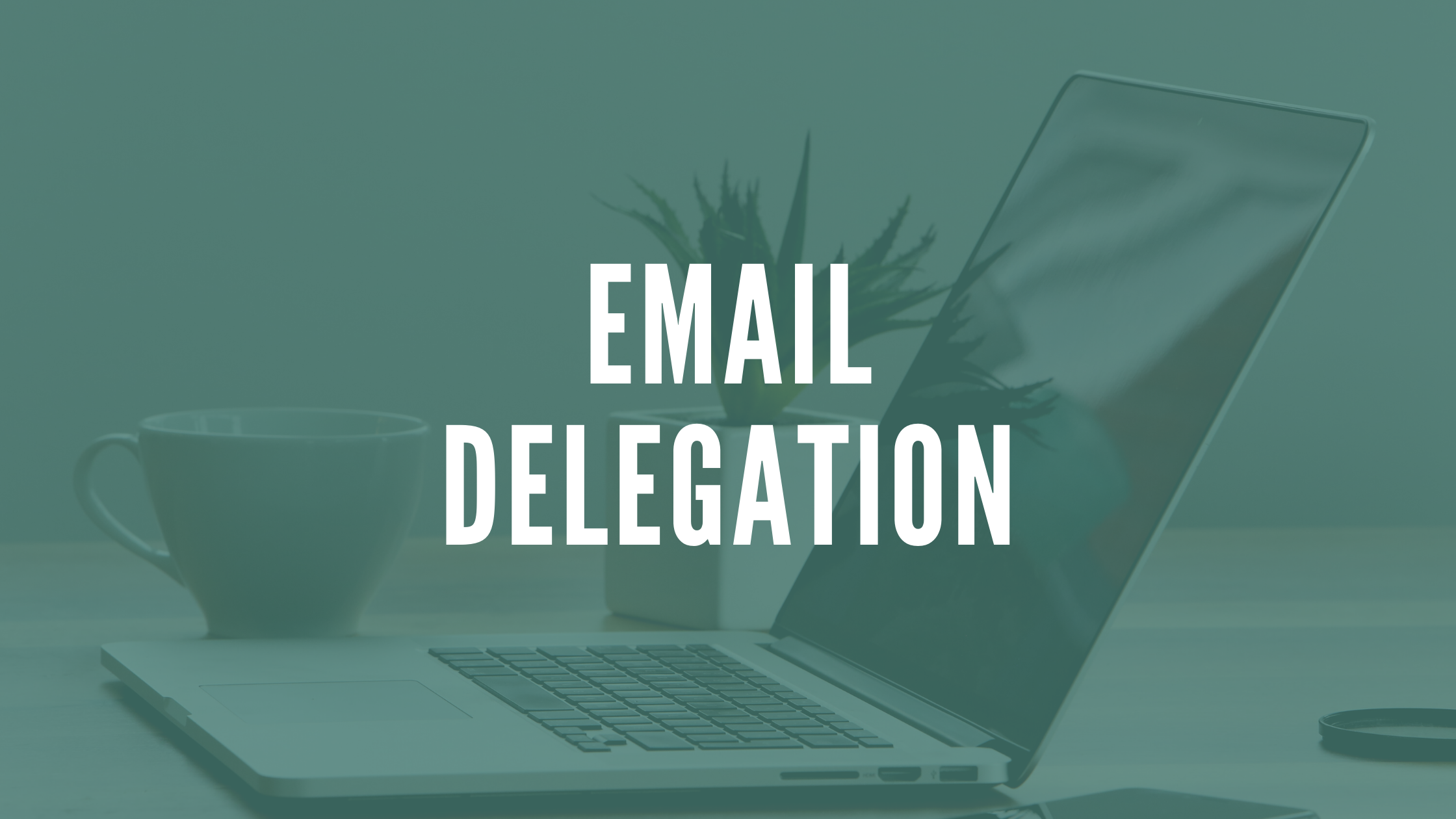 Email Delegation