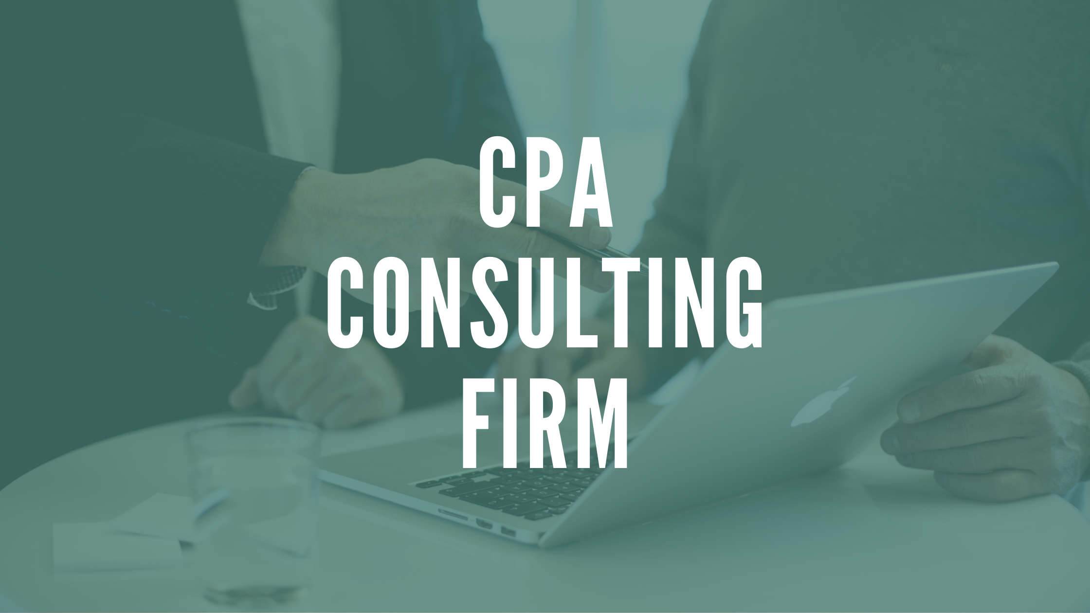CPA Consulting Firm