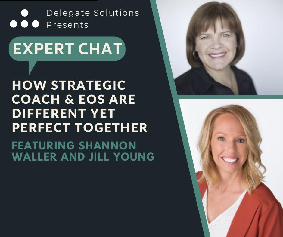 Shannon Waller & Jill Young Expert Chat