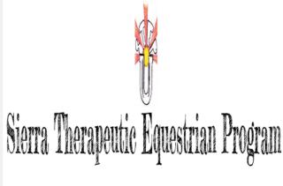 Sierra Therapeutic Equestrian Program
